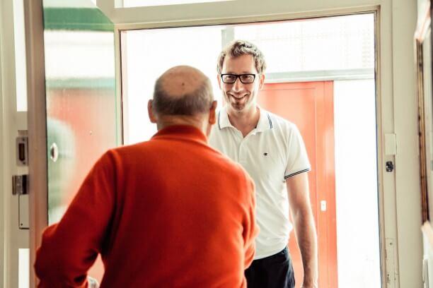 Physiotherapie bei Reha Home Berlin Steglitz, Wilmersdorf, Charlottenburg und als Hausbesuch